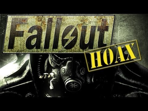 Fallout 4 Teaser Site Is a Hoax