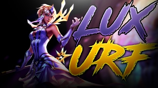 LUX URF 2017 - ULTRA RAPID FIRE LUX 2017 - URF LUX - League of Legends URF