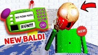THE NEW BALDI IS HERE?!?! (Hide and Seek, Events, Items) | Baldi's Basics Full Game Demo