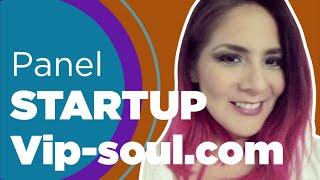 Panel Startup - Vip-soul.com #DevHangout