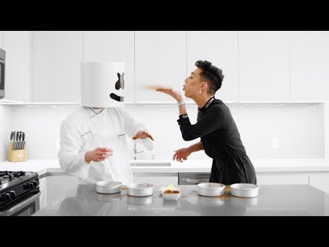 Marshmello & James Charles Have A Cake Decorating Contest  Cooking with Marshmello
