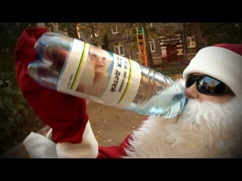 (3) А, Дед Мороз - против! Santa Claus - against!