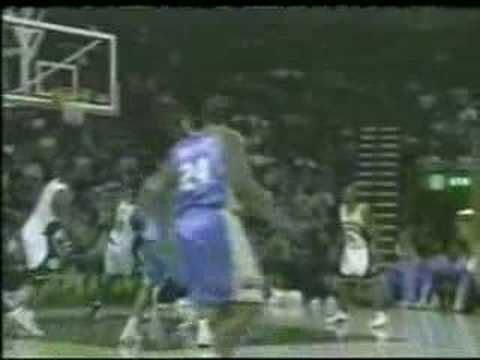 Kenyon Martin putback! One of his best's EVER! Video