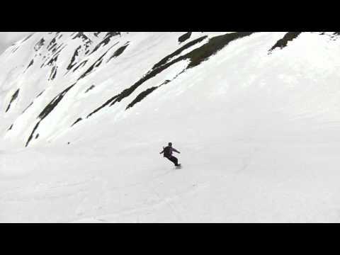 2012.5.3 立山 真砂岳中腹2600mからのドロップイン Music Videos
