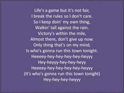 Run This Town-Jay-Z Ft. Kanye West & Rihanna-Lyrics Music Videos