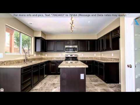 Priced at $287,900 - 8754 West Port Au Prince Lane, Peoria, AZ 85381