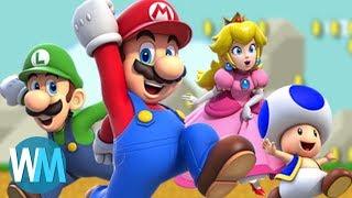 Top 5 Reasons People Love Nintendo