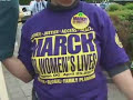 """Holly Near Performs """"Singing For Our Lives"""" at March For Women's Lives"""