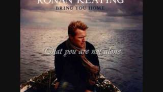 Watch Ronan Keating Bring You Home video