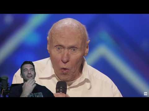 John Hetlinger - America's Got Talent REACTION VIDEO!!!