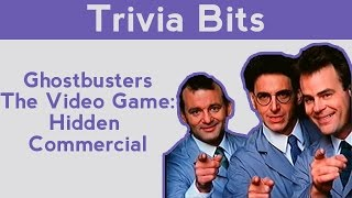 Download Lagu Trivia Bits: Ghostbusters the Video Game - Hidden Commercial Gratis STAFABAND