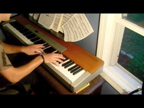 One Republic - Apologize Variations on Piano Solo