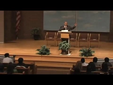 Pr. Alejandro Bullón en Knoxville, Feb. 8 del 2012