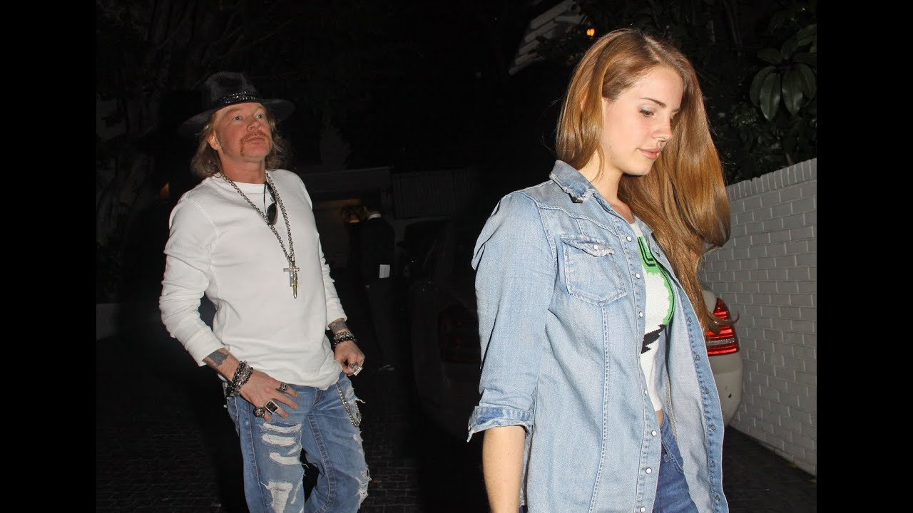 Axl rose who is he dating 2