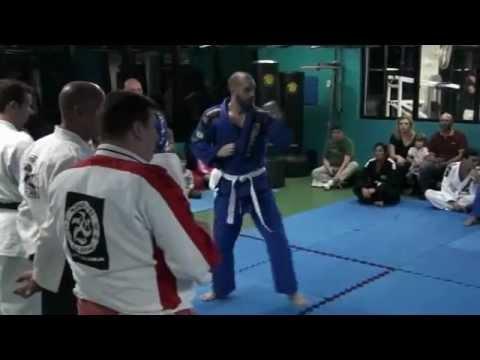 Exame de Faixa MORGANTI JU-JITSU (5) | Planet Sport Academia