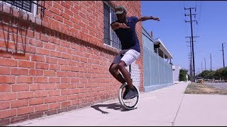 What Actually Happens When You Learn to Ride a Unicycle