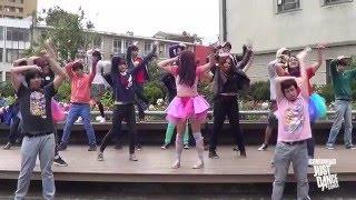 Flashmob I'm an Albatraoz  - Comunidad Just Dance Conce