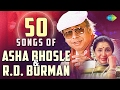 Top 50 Songs Of R D Burman Asha आश बर मन क 50 ह ट ग न HD Songs One Stop Jukebox mp3