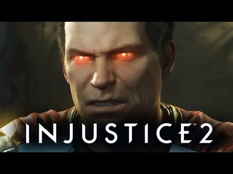 INJUSTICE 2 - СЮЖЕТКА - БЭТМЕН ПРОТИВ СУПЕРМЕНА #1