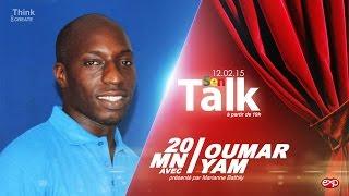SenTalk Show - Oumar Yam - Notre génération a l'obligation de créer et d'entreprendre
