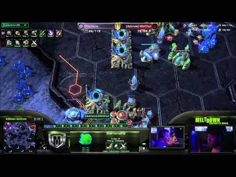 Stephano vs MC @ Meltdown du 01/07/2014 - Map 4