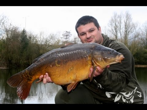 Farlows Lake ( Reel fishing UK day ticket diaries )