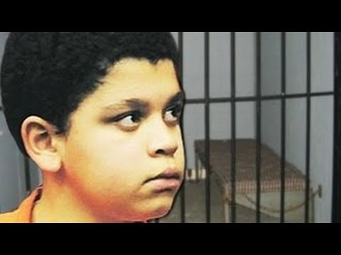 12-year-old Gets Life Time Prison Sentence video