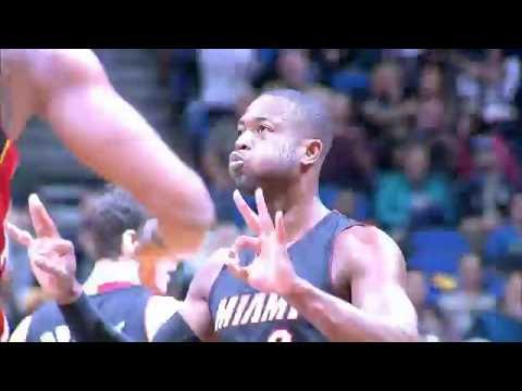 Dwyane Wade's Top 10 Plays of the 2015-2016 Season
