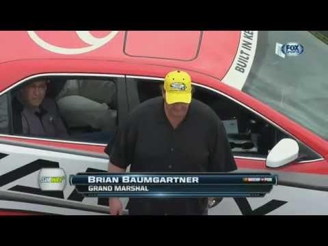 NASCAR Sprint Cup at Phoenix - Brian Baumgartner - Start Your Engines