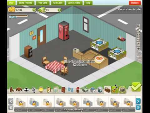 Hack coins Cafeland with cheat engine