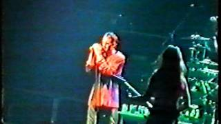 Alice in Chains live Milan Italy February 17, 1993.