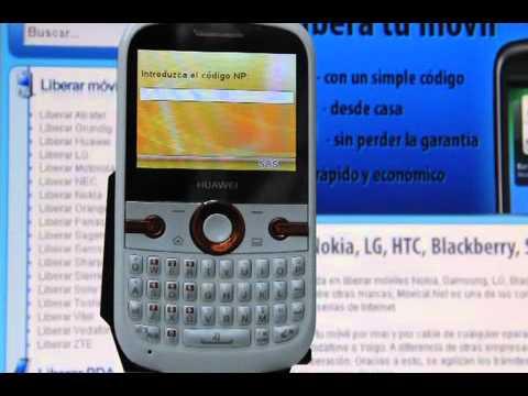 Liberar Huawei G6620. desbloquear Huawei G6620 de Vodafone - Movical.Net