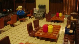 Lego Silent Hill: Cafe Chimera