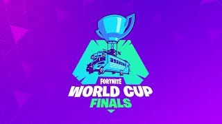 Watch the Fortnite World Cup Finals - July 26 - 28, 12:30pm ET
