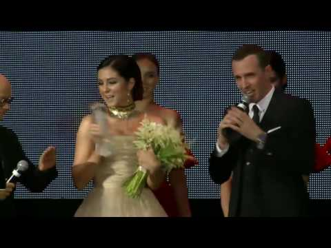 Егор Крид на премии 'Самые стильные' по версии журнала 'Hello'