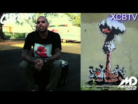 "Chris Brown Webisode3 ""Breezy Art"" #1"