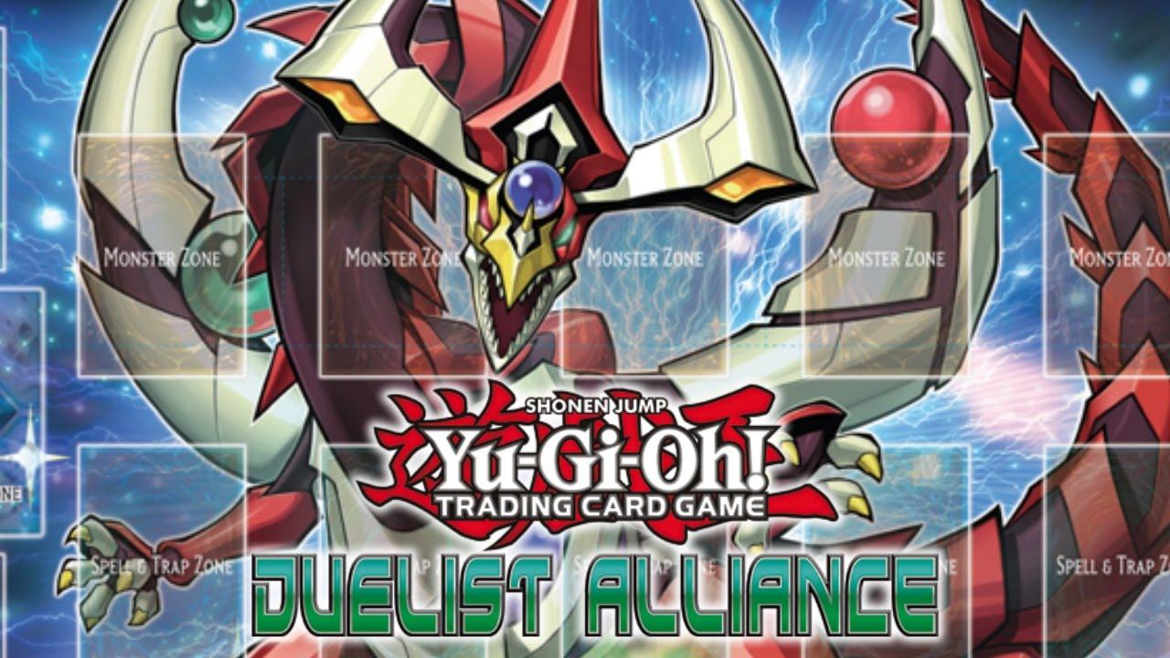 Yugioh Duelist Alliance Yugioh Duelist Alliance