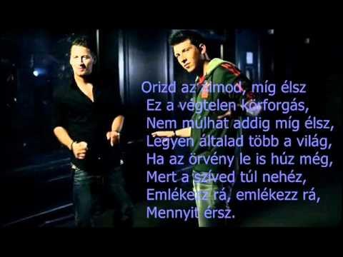 Vastag Tamás & Vastag Csaba - Őrizd Az álmod (dalszöveggel)