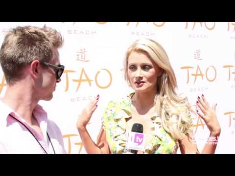 Localites.tv Interviews Holly Madison After having her baby