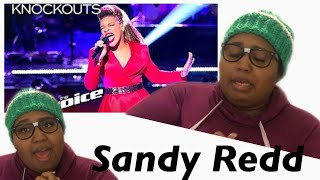 Sandy Redd (Dangerous Woman) | Reaction Video (First Attempt)