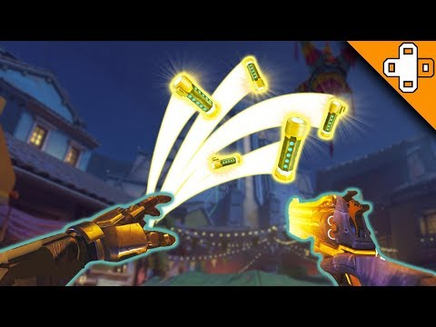 WTF FLASHBANG! - Overwatch Funny & Epic Moments 374