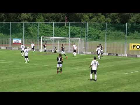 SESTŘIH: Jiskra Ústí nad Orlicí - FC Hradec Králové 1:3