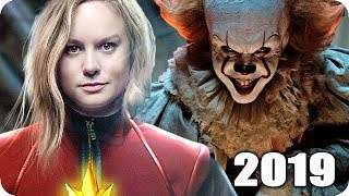 Top Upcoming Movies 2019 | Movie Preview 2019