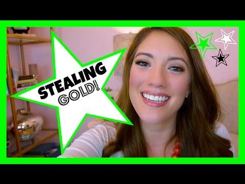 STEALING GOLD! July 24, 2014 | Blair Fowler
