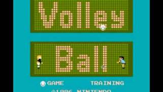 Volleyball review (Black Box series) - Pat the NES Punk