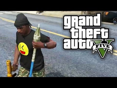 Gta 5 Thug Life #46 (part 2) - Can't Stop Won't Stop! (gta V Online) video
