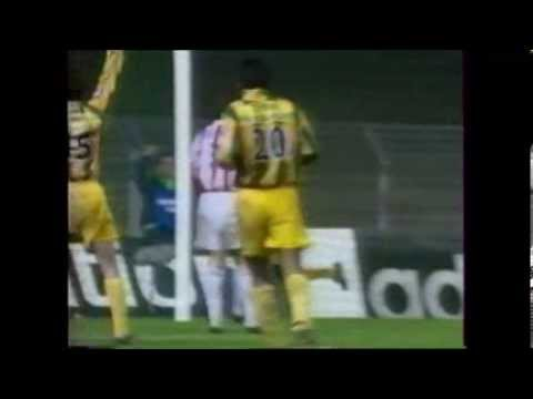 9 buts de Claude Makélélé avec le FC Nantes