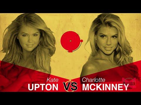 VS. - Kate Upton vs. Charlotte McKinney
