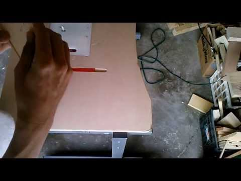 How to build a Router table Jigsaw insert