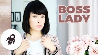 BOSS LADY - Warum Make-up nicht das Problem sein darf I TGIRF by Nela Lee